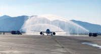 Dalaman Havalimanı uçuşlara açıldı