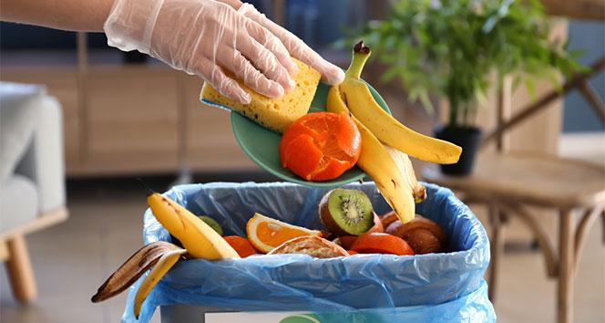 Dünyada gıdaların üçte 1'i israf ediliyor