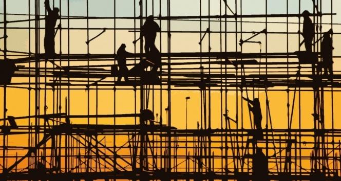 İnşaat maliyet endeksi yıllık yüzde 6,14, aylık yüzde 0,86 arttı