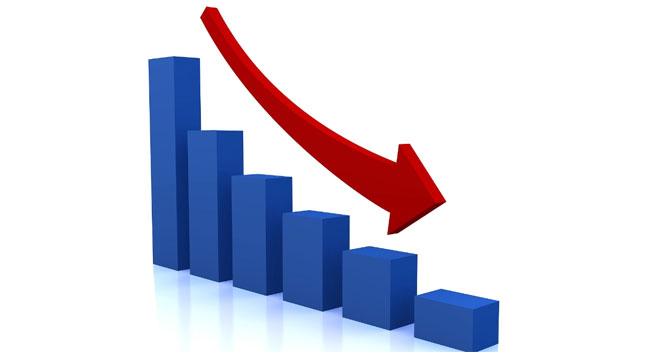 Kısa vadeli dış borç stoku yüzde 6,8 azaldı