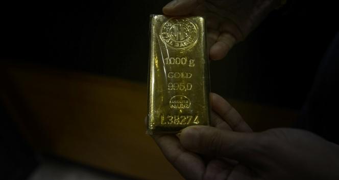 Merkez Bankası'nın altın rezervleri yıl sonuna göre yüzde 50 arttı