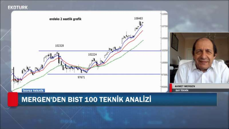 AHMET MERGEN'DEN HİSSE ANALİZİ