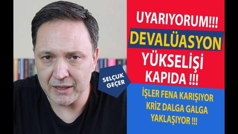 DOLAR VE ALTINDA DEVALÜASYON YÜKSELİŞİ KAPIDA !!!