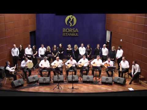 Borsa İstanbul - Koro İstanbul Konseri 12 Ocak 2018