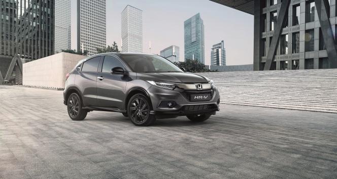 Yeni Honda HR-V satışa sunuldu