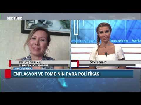 Hafta Başlarken | Şevin EKİNCİ | Dr. Ayşegül AK | 27.07.2020