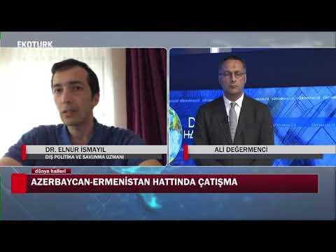 Azerbaycan - Ermenistan çatışması!