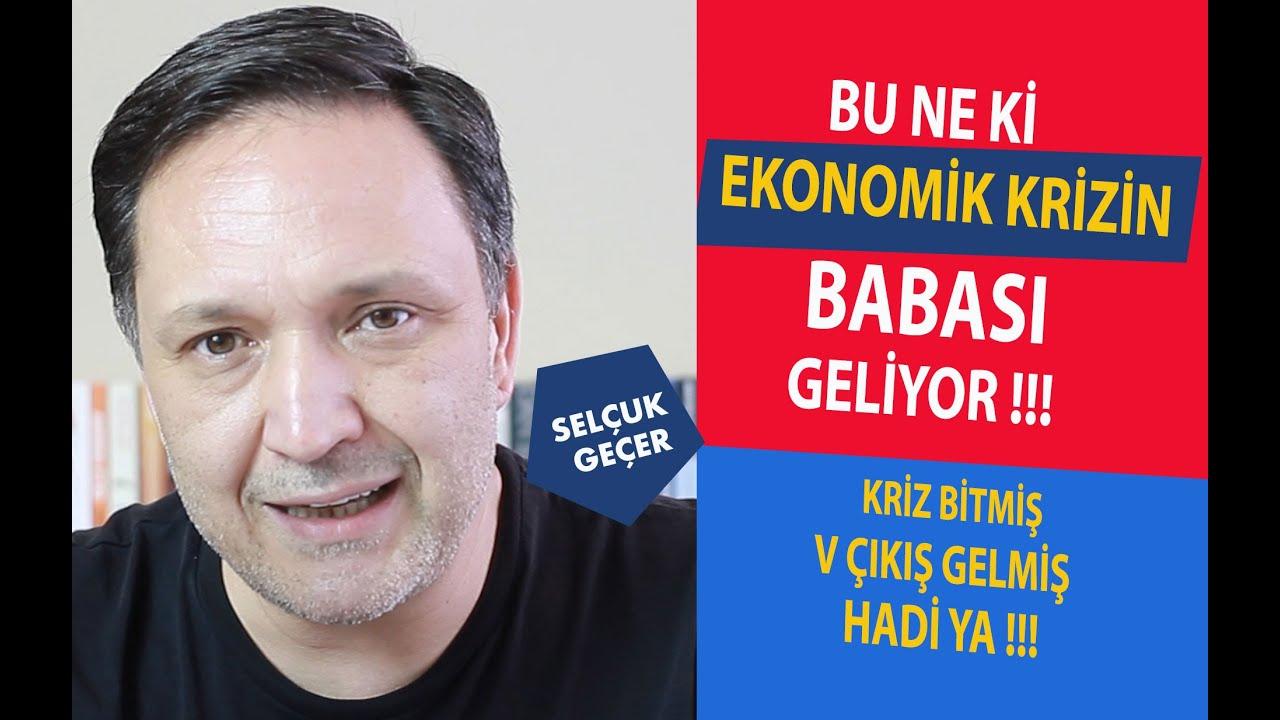 BU NE Kİ EKONOMİK KRİZİN BABASI GELİYOR!!!
