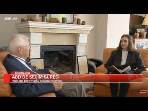 Prof. Dr. İlter Turan, ABD seçimlerini yorumladı | Özel röportaj