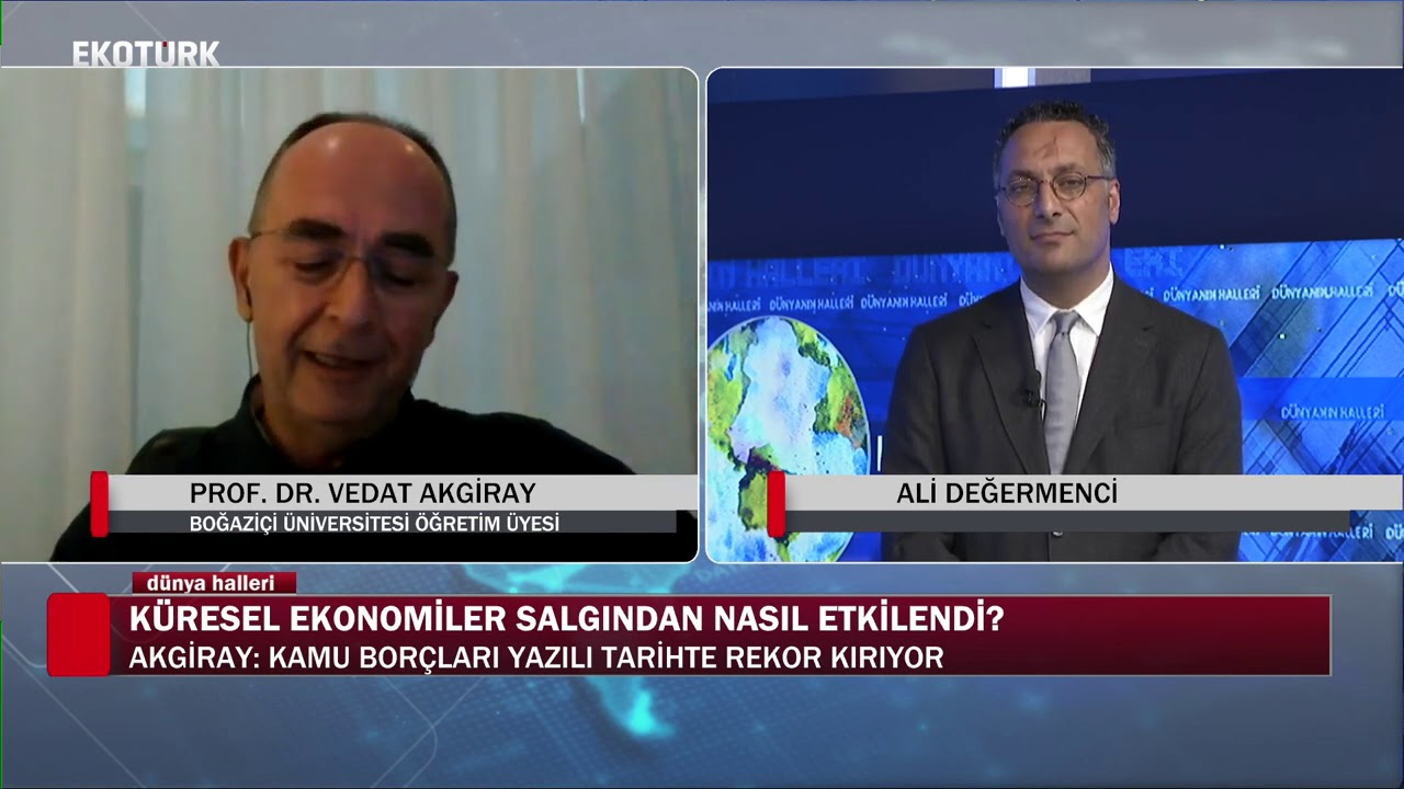 Türkiye ve küresel ekonomi 2020'yi nasıl kapatacak?