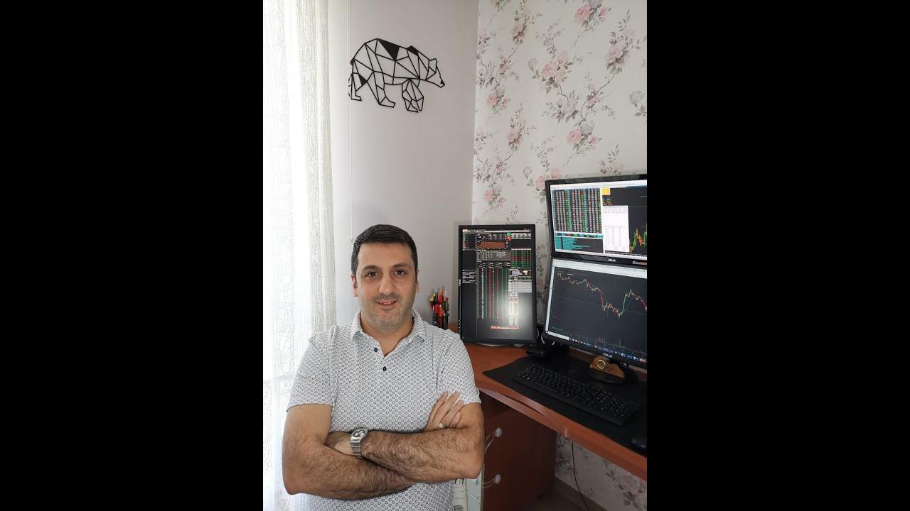 Türker Balkar'la Haftalık Kripto Para Gelişmeleri - Grafiklerle BTC, XRP, ETH