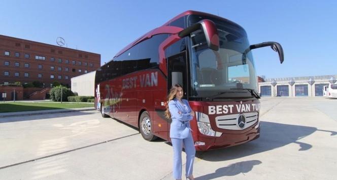 Best Van Tur filosunu arttırarak yurtdışında da büyümeyi hedefliyor