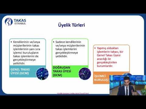 Finansal Okuryazarlık Eğitimleri - Takas İstanbul