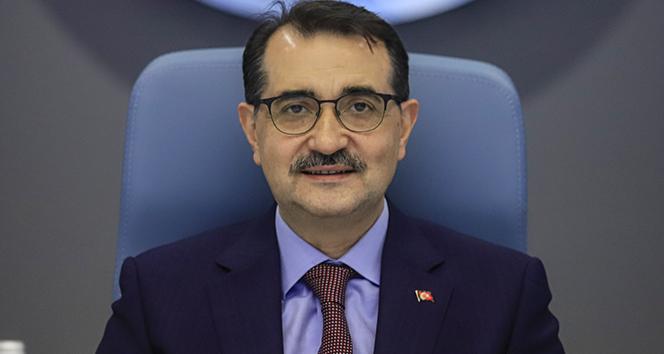 Enerji ve Tabii Kaynaklar Bakanı Dönmez: 'NTE ile artık uç ürün üretim yolculuğuna başlamayı planlıyoruz'