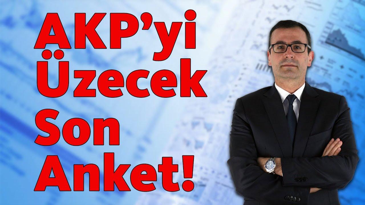 AKP'yi Üzecek Son Anket!