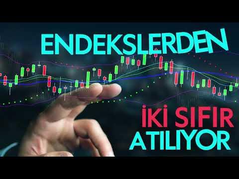 27 Temmuz Pazartesi günü Borsa İstanbul pay endekslerinden iki sıfır atılıyor