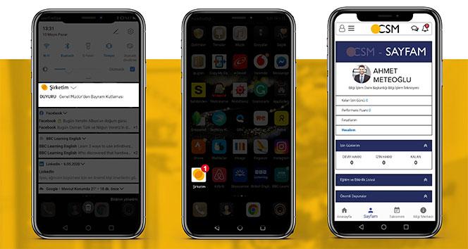 Pandemi sonrası şirket app'lerinde artış yaşandı