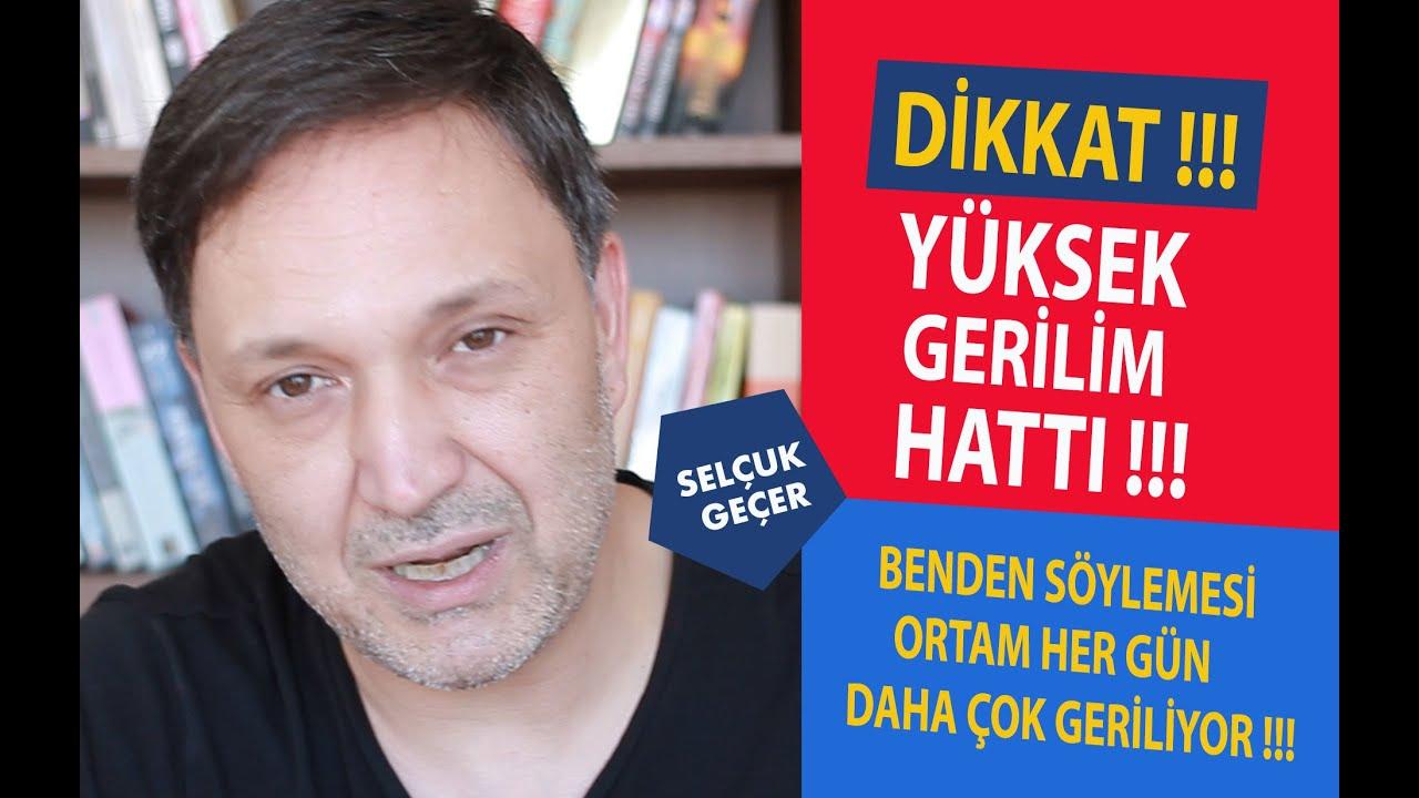 DİKKAT YÜKSEK GERİLİM HATTI !!!