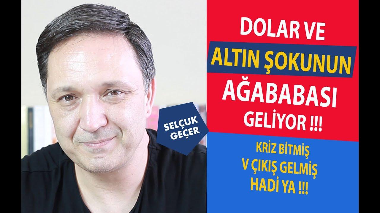 DOLAR VE ALTIN ŞOKUNUN AĞA BABASI GELİYOR !!!