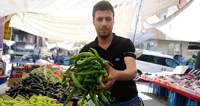 Sivri biberin fiyatı İstanbul'a gelene kadar 4 katına çıkıyor