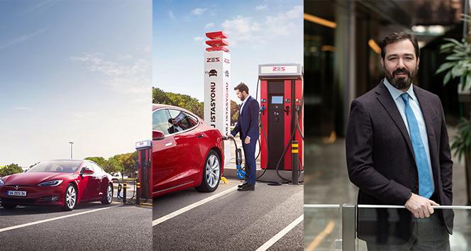 Türkiye genelinde elektrikli otomobil şarj istasyonlarının sayısı artıyor