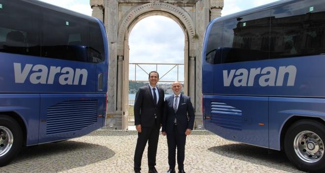 Varan, Türkiye yollarına geri döndü