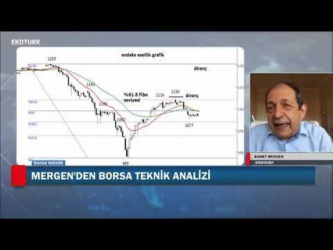 Borsa Teknik | Ahmet Mergen | 17.08.2020 | Perihan Tantuğ
