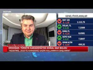 Karadeniz'de doğal gaz keşfedildi | Mehmet Öğütçü |  Murat Tufan |