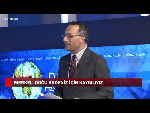Doğu Akdeniz gerginliğine AB nasıl bakıyor? |Dilek Aydın |Ali Değermenci| Dünya Halleri