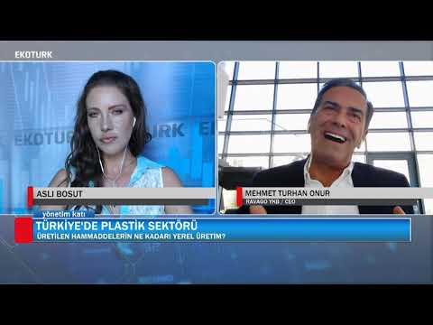Dünya'da ve Türkiye'de Plastik Sektörü | Mehmet Turhan Onur | Aslı Şeref Bosut | Dünya Halleri