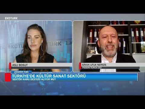 Dünyada ve Türkiye'de organizasyon sektörü | Sinan Ufuk Nergis | Yönetim Katı |Aslı Şeref Bosut