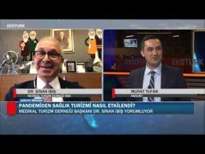 Pandemiden sağlık turizmi nasıl etkilendi? | Dr. Sinan İbiş | Murat Tufan | Yatırım Dünyası