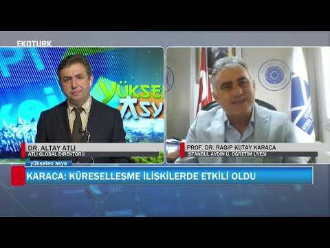 Yükselen Asya | Prof. Dr. Ragıp Karaca  | Dr. Altay Atlı