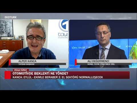 Türk otomotiv sektörü yılı nasıl tamamlayacak?|Alper Kanca |Ali Değermenci|Dünya Halleri