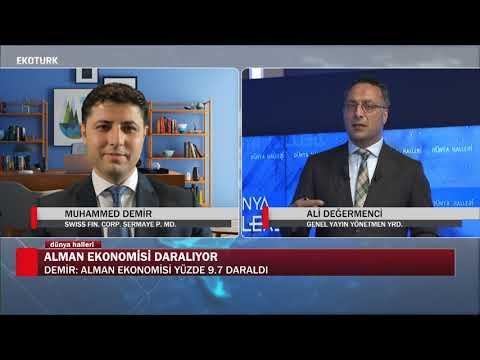 Avrupa ekonomileri toparlanabilecek mi? | Muhammed Demir |Ali Değermenci| Dünya Halleri