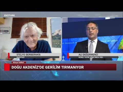 Stelyo Berberakis: Türk-Yunan gerilimi çatışmaya neden olabilir   Ali Değermenci   Dünya Halleri