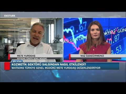 Kozmetik sektörü salgından nasıl etkilendi? | Mete Yurddaş | Naz Özdeğirmenci | Gün Ortası