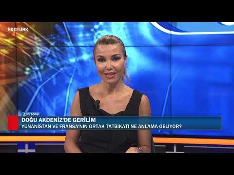 Doğu Akdeniz'de gerilim ve piyasaya etkisi | Mehmet Öğütçü | Şevin Ekinci |
