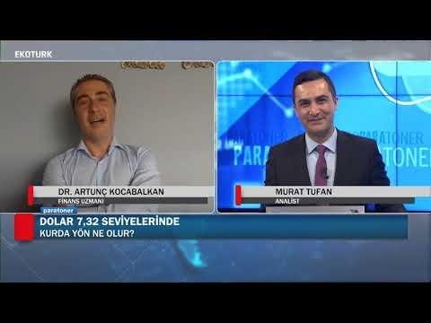 Piyasalarda dikkatler Jackson Hole toplantısında |Dr. Artunç Kocabalkan | Murat Tufan | Paratoner