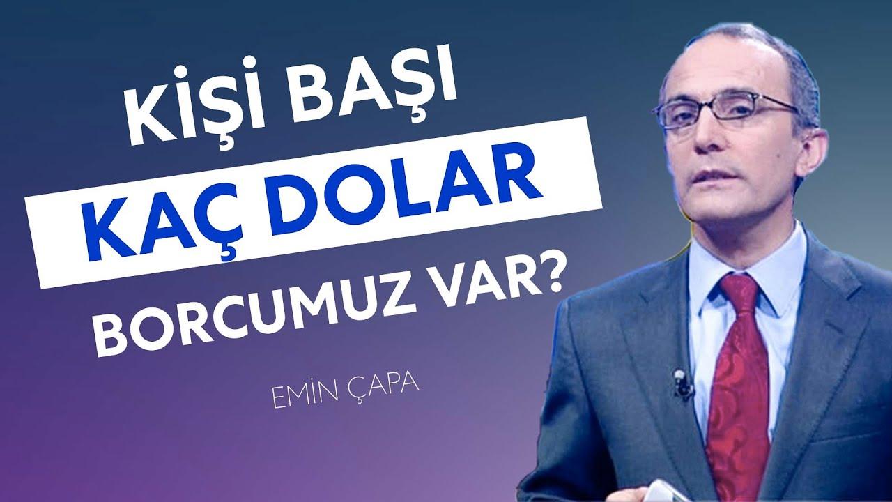 Türkiye'nin Dış Borcu ve Kişi Başı Kaç Dolar Borcumuz Var? | Türkiye Yönetimi Yayını | Bölüm 4