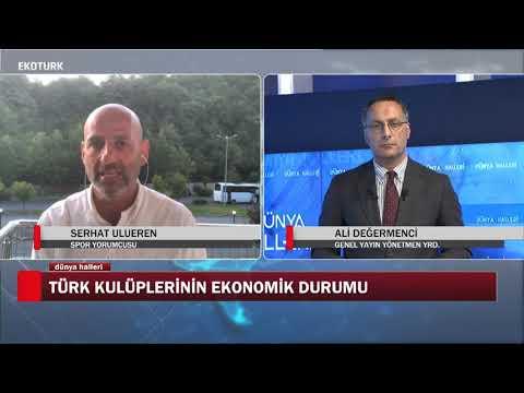 Türkiye futbolu'nun geleceği nasıl olacak? |Serhat Ulueren |Ali Değermenci| Dünya Halleri