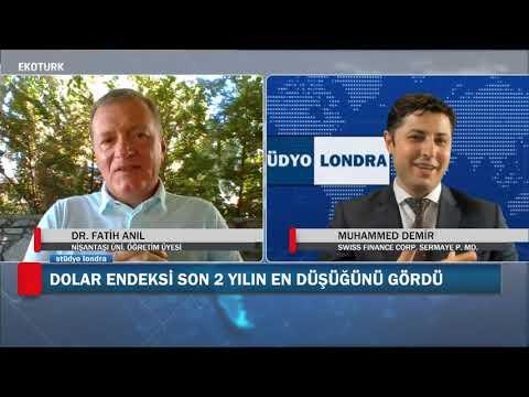 Küresel piyasalarda neler fiyatlanıyor? | Stüdyo Londra | Dr. Fatih Anıl | Muhammed Demir
