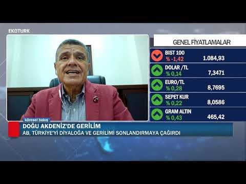 Doğu Akdeniz'de gerilim | Prof. Dr. Murat Ferman | Perihan Tantuğ | Küresel Bakış