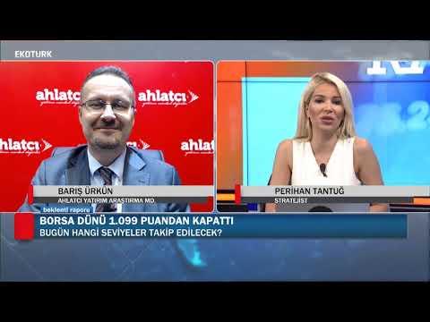 Borsa İstanbul'da bugün hangi seviyeler takip edilecek?| Barış Ürkün|Perihan Tantuğ|Beklenti Raporu