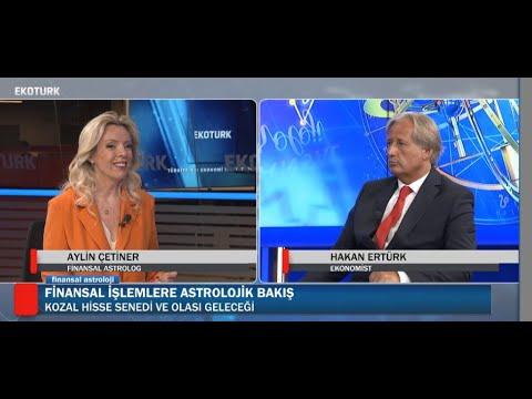 Finans Dünyasına Astroljik Bakış   Aylin Çetiner   Hakan Ertürk