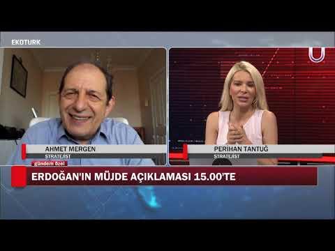 Borsa Teknik Gündem Özel | Ahmet Mergen | Perihan Tantuğ | 21.08.2020