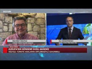 Türkiye Doğu Akdeniz'de ne yapmalı? | Mehmet Öğütçü  |Ali Değermenci| Dünya Halleri