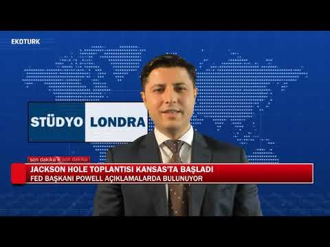 Küresel piyasalarda neler fiyatlanıyor? | Stüdyo Londra| Prof. Dr. Abuzer Pınar|Muhammed Demir