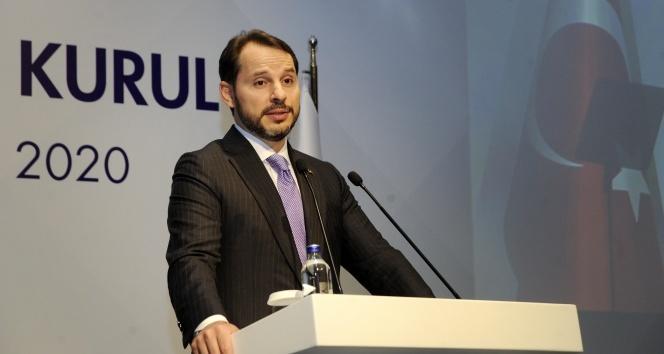 Bakan Albayrak: 'Ekonomide Milli Bağımsızlığın bir bedeli var'