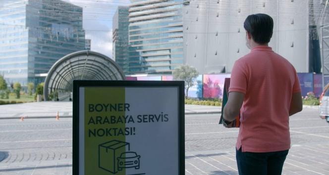Boyner'den müşterilerin hayatını kolaylaştıran yeni hizmet